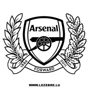 Sweat-shirt Arsenal Football Club 2011/201