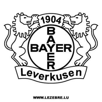 Sweat-shirt Bayer Leverkusen 1904