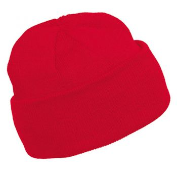 Bonnet rouge (laine)
