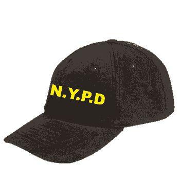 Casquette NYPD