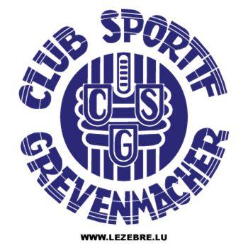 Sweat-shirt CS Grevenmacher Logo
