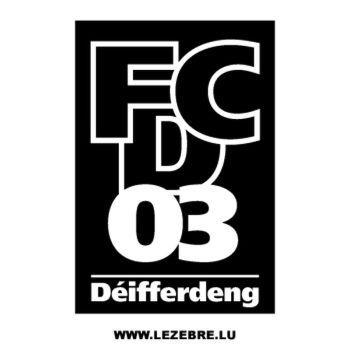 Sweat-shirt FC Differdange 03