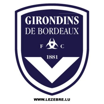 Sweat-shirt Girondins de BordEaux