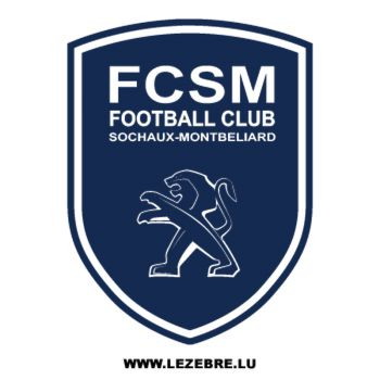 Sweat-shirt FC Sochaux Montbeliard