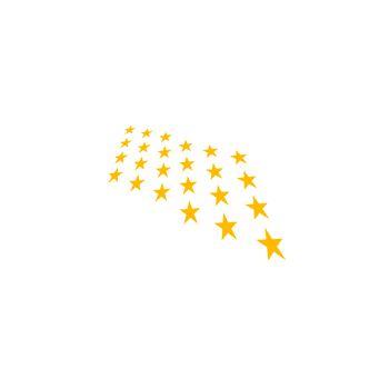 Sticker étoile 4