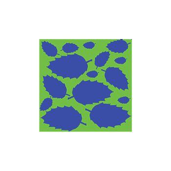 Sticker Décoration feuilles