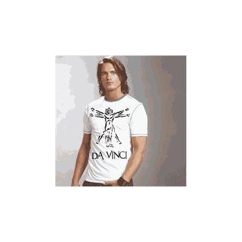 T-Shirt Da Vinci Vitruve