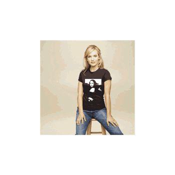 Tee shirt Da Vinci Mona Lisa Joconde