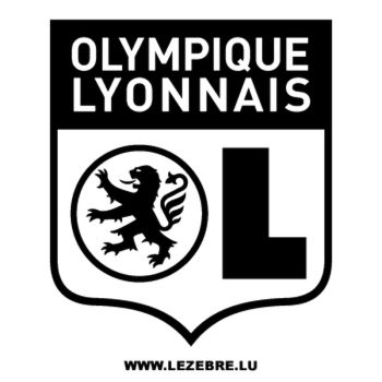 Sweat-shirt Olympique Lyonnais OL