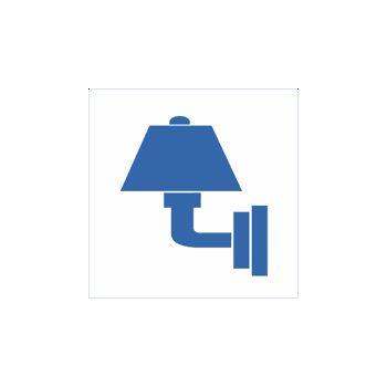 Floor lamp Decal 1