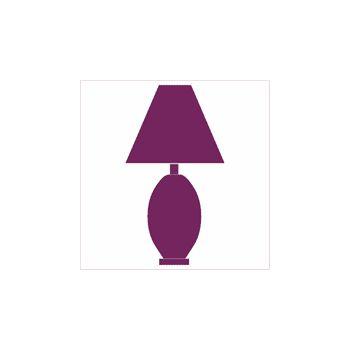 Floor lamp Decal 2