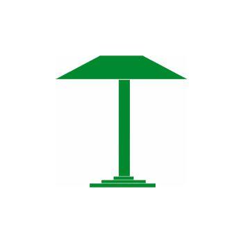 Lamp Decal