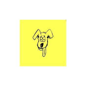 T-Shirt Stupid dog