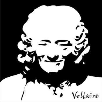 Tee shirt Voltaire