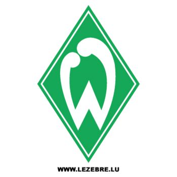 Werder Bremen logo sweat