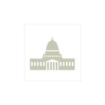 > Sticker Décoration Maison Blanche