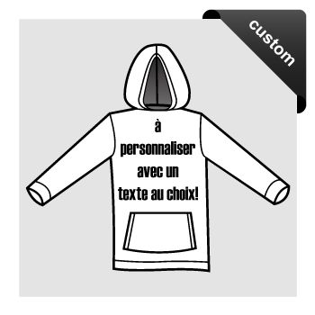 Sweat-Shirt à Personnaliser