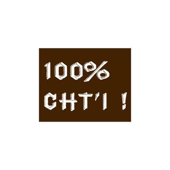 Sweat-Shirt 100% Ch'ti