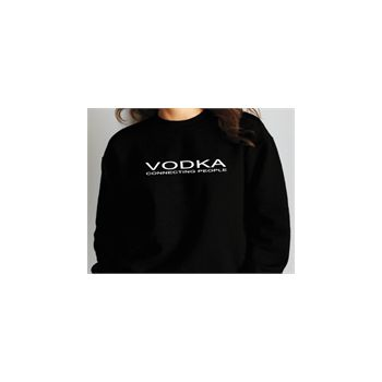 Sweat-Shirt Vodka Connecting People