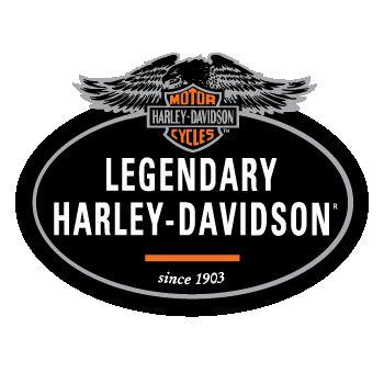 Harley Davidson Legendary Decal