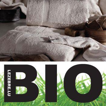 Drap de Plage Bio 100x150cm
