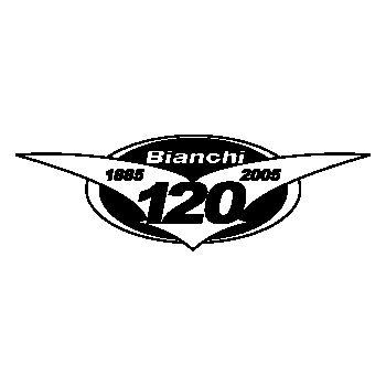 Bianchi 120 Decal