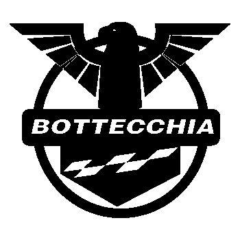 Sticker Bottecchia Logo Vélo