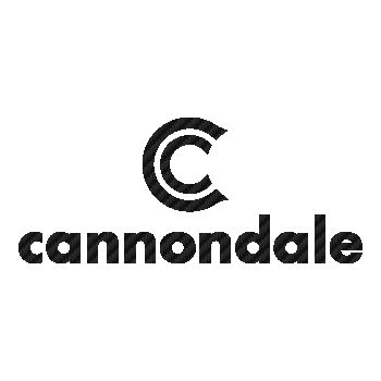 Cannondale old logo Carbon Decal