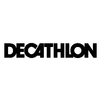 Decathlon logo Decal 2