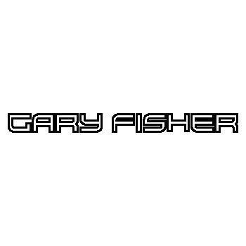 Sticker Gary Fisher Logo 6