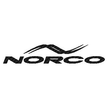 Sticker Carbone Norco Mountain Bike