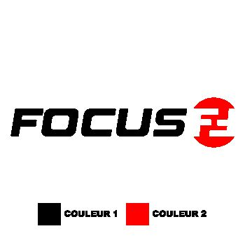 Focus bikes logo Decal
