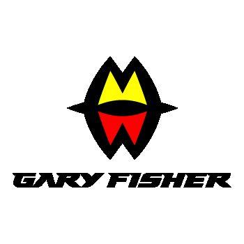 Sticker Gary Fisher Logo 3