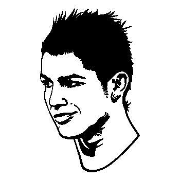 Sticker Cristiano Ronaldo 2