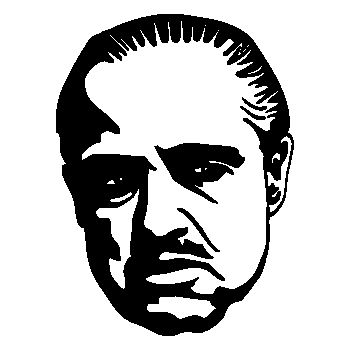 Godfather Decal