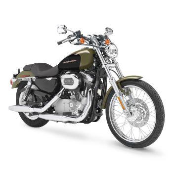 Kit stickers Harley-Davidson XL 883C Custom