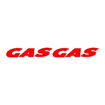 GAS-GAS Logo Decal 3