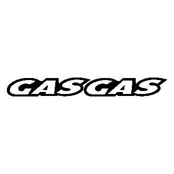 GAS-GAS Logo Decal 2