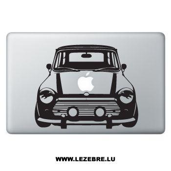 Sticker Macbook Mini car