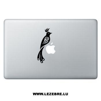 Sticker Macbook Tribal Bird