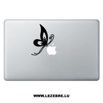 Sticker Macbook Butterfly