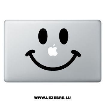 Sticker Macbook Smile