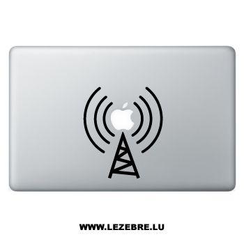 Sticker Macbook Wireless