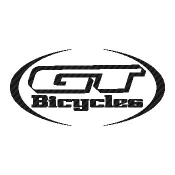 GT Bicylces Carbon Decal