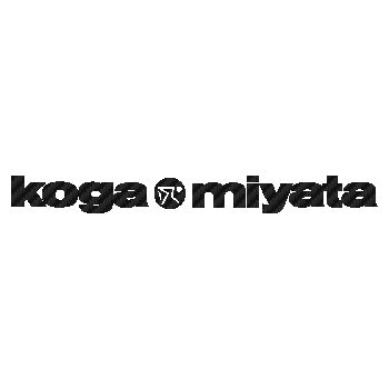 Koga Miyata logo Carbon Decal