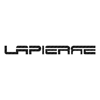 Lapierre bike Carbon Decal 2