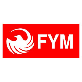 Tee-shirt Fym Logo Couleurs