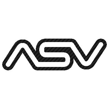 ASV Inventions Carbon Decal 2