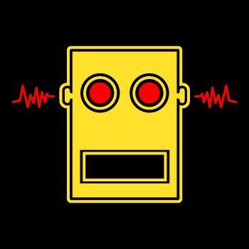 LMFAO Robot Music T-shirt