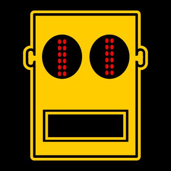 LMFAO Robot T-shirt
